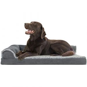 Furhaven Pet Large Dog Bed Deluxe Orthopedic