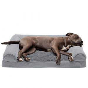 Furhaven Pet Large Dog Bed - Orthopedic