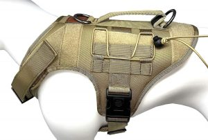 ALBCORP Tactical Large Dog Vest Harness