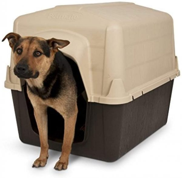 Aspen Pet PetBarn Large Dog House