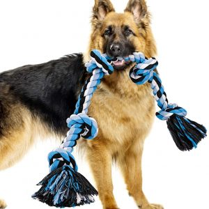 BMAG Large Dog Rope Toys for Aggressive ChewersLarge Dog Toys