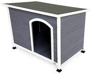 A 4 Pet Outdoor Wooden Large Dog House