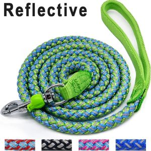 Mycicy Rope Large Dog Leash