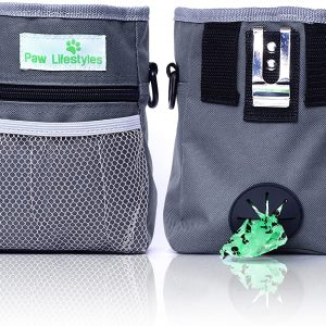 Paw Lifestyles – Large Dog Treat Training Pouch