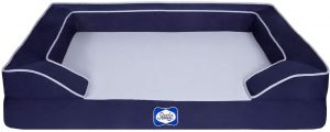 Sealy Lux Quad Layer Orthopedic Large Dog Bed