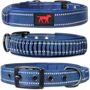 Tuff Pupper Heavy Duty Large Dog Collar
