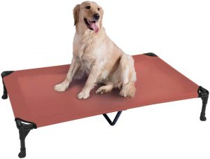 Veehoo Elevated Large Dog Bed