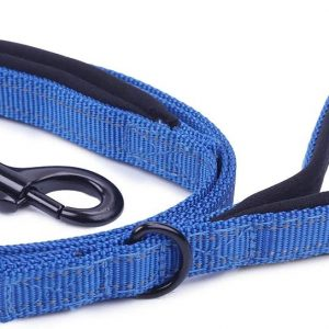 Vivaglory Large Dog Leash Traffic Padded Two Handles